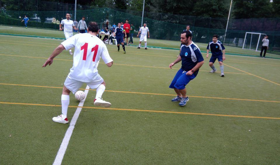 """""""Fintar o Estigma"""" – Social Inclusion through Football"""