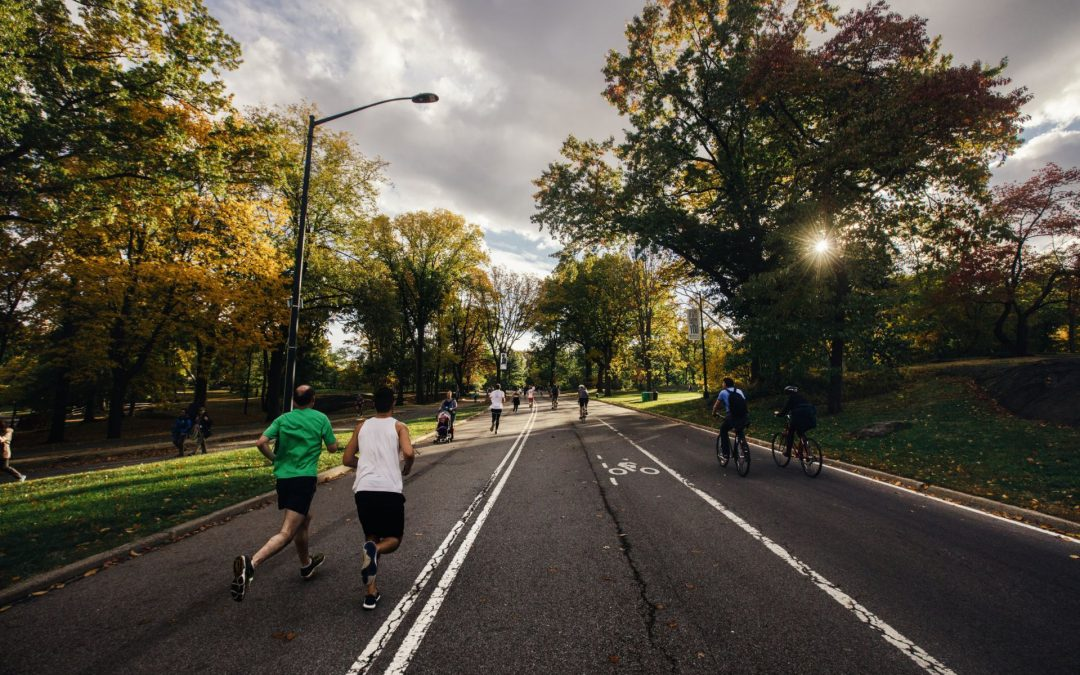 Physical exercise and mental health in Slovenia